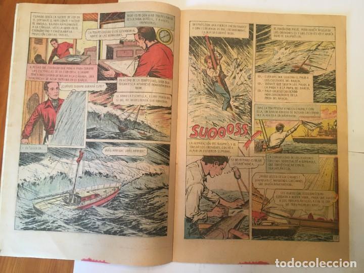 Tebeos: comic grandes viajes , revista juvenil, nº 96 año 1971 - Foto 4 - 195358587