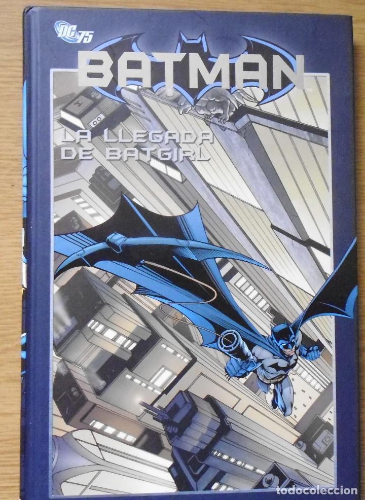 BATMAN, LA COLECCIÓN . LA LLEGADA DE BATGIRL MIRA LAS FOTOS (Tebeos y Comics - Novaro - Batman)