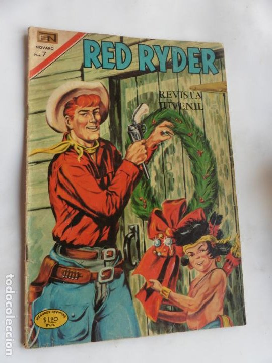 RED RYDER Nº 216 NAVARO ORIGINAL (Tebeos y Comics - Novaro - Red Ryder)
