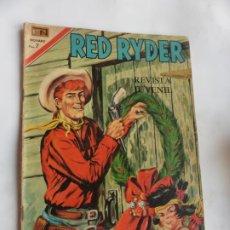 Tebeos: RED RYDER Nº 216 NAVARO ORIGINAL. Lote 195466836