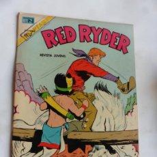Tebeos: RED RYDER Nº 314 NAVARO ORIGINAL. Lote 195466952