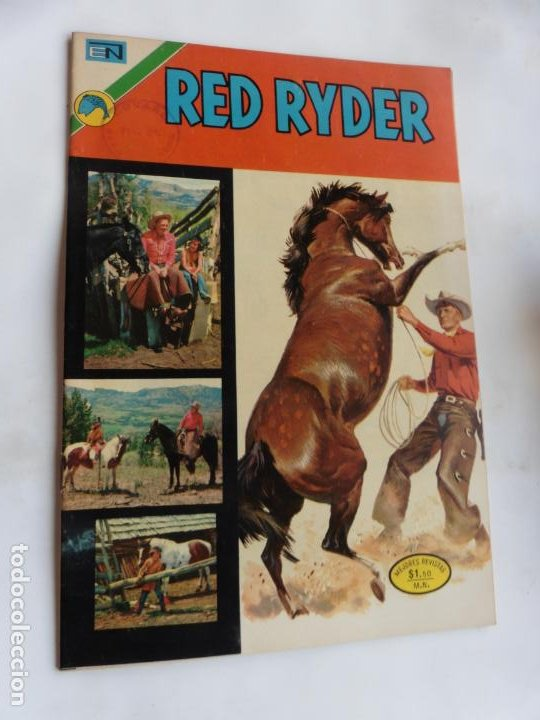RED RYDER Nº 293 NAVARO ORIGINAL (Tebeos y Comics - Novaro - Red Ryder)