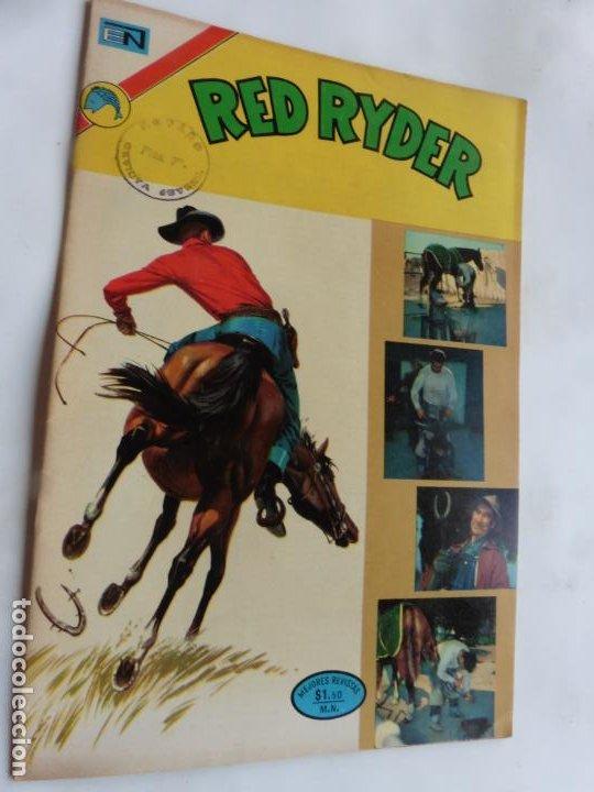 RED RYDER Nº 294 NAVARO ORIGINAL (Tebeos y Comics - Novaro - Red Ryder)