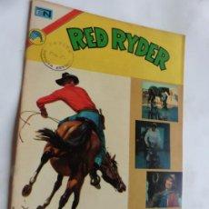 Tebeos: RED RYDER Nº 294 NAVARO ORIGINAL. Lote 195467093