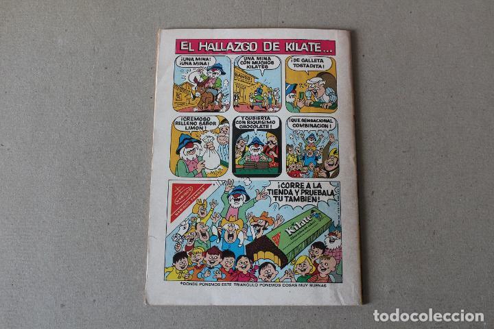 Tebeos: EDITORIAL NOVARO, SERIE AGUILA - Nº 815 BATMAN El Hombre Murcielago - AÑO 1976 - Foto 3 - 195487721