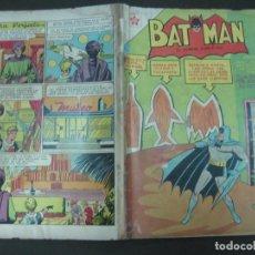 Tebeos: BATMAN Nº 53. 10 JUNIO 1958 NOVARO. . Lote 195540632