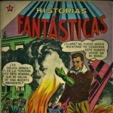 Tebeos: HISTORIAS FANTÁSTICAS-7 (NOVARO, 1958). Lote 195725166