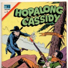 Tebeos: HOPALONG CASSIDY Nº 154 (NOVARO 1967). Lote 195822745