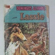 Tebeos: OPORTUNIDAD COMIC EN REGULAR ESTADO - DOMINGOS ALEGRES N° 768 - LASSIE ORIGINAL EDITORIAL NOVARO. Lote 212966380