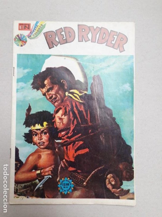 RED RYDER N° 325 - ORIGINAL EDITORIAL NOVARO (Tebeos y Comics - Novaro - Red Ryder)
