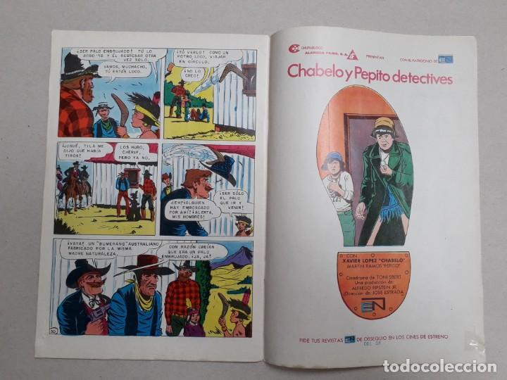 Tebeos: Red Ryder n° 325 - original editorial Novaro - Foto 3 - 196607097