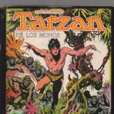 Tebeos: TARZAN POR BURNE HOGARTH DE EDITORIAL NOVARO. Lote 196653475