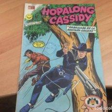 Tebeos: HOPALONG CASSIDY Nº 214 ORIGINAL NOVARO (COIB62). Lote 196656335