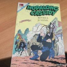 Tebeos: HOPALONG CASSIDY Nº 167 ORIGINAL NOVARO (COIB62). Lote 196656896
