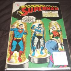 Tebeos: SUPERMAN # 183 EDITORIAL EDICIONES RECREATIVAS NOVARO. Lote 196671618