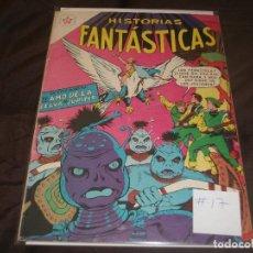 Tebeos: HISTORIAS FANTASTICAS # 17 EDITORIAL EDICIONES RECREATIVAS NOVARO. Lote 196671738