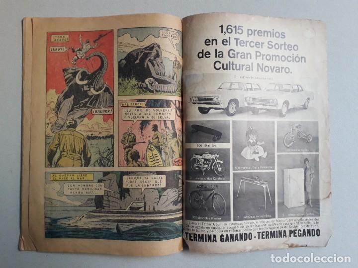 Tebeos: Viaje al fondo del mar! - Domingos alegres n° 701 - original editorial Novaro - Foto 3 - 196955106