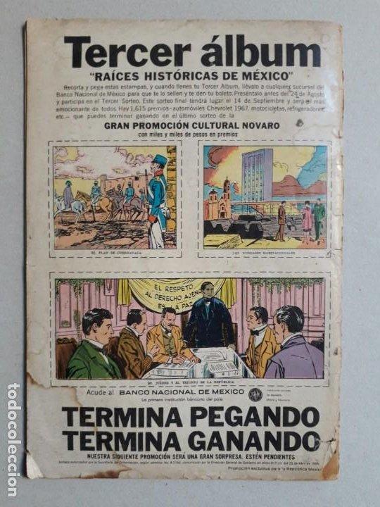 Tebeos: Viaje al fondo del mar! - Domingos alegres n° 701 - original editorial Novaro - Foto 4 - 196955106