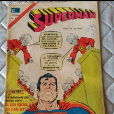 Tebeos: SUPERMAN NOVARO Nº 931. Lote 197036211