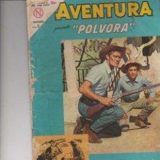 Tebeos: AVENTURA Nº 312 ´´ POLVORA ´´. Lote 197049836