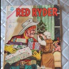 Tebeos: RED RYDER Nº 122. Lote 197052023