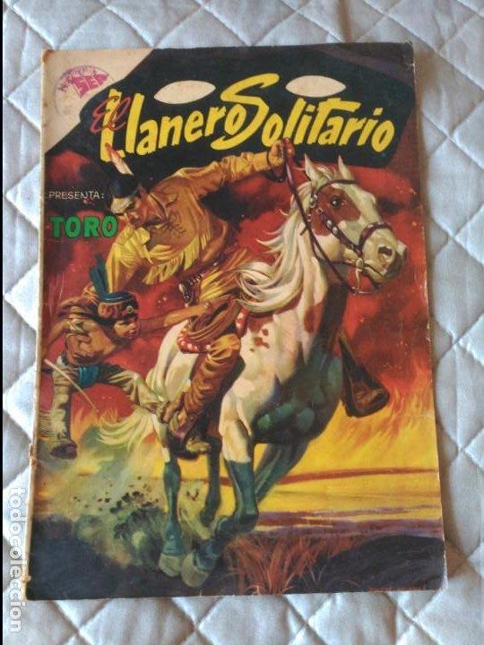 EL LLANERO SOLITARIO Nº 124 DIFÍCIL (Tebeos y Comics - Novaro - El Llanero Solitario)