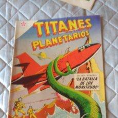 Tebeos: TITANES PLANETARIOS Nº 84. Lote 197053695