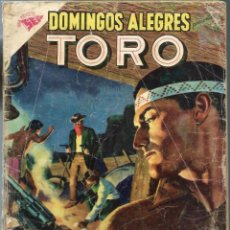 Tebeos: DOMINGOS ALEGRES Nº 267 - TORO - MAYO 1959 - NOVARO SEA - . Lote 197172802