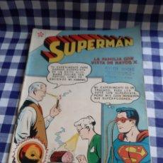 Tebeos: SUPERMAN LA FAMILIA CON VISTA DE RAYOS X. Lote 197172933