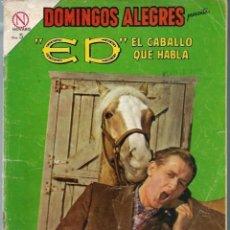 Tebeos: DOMINGOS ALEGRES Nº 528 - ED EL CABALLO QUE HABLA - MAYO 1964 - NOVARO SEA - CORRECTO. Lote 197173805