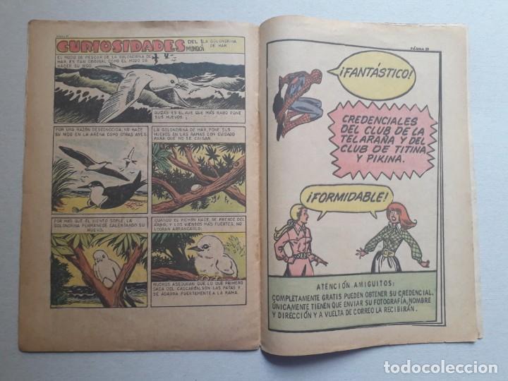 Tebeos: Capitán Marvel n° 10 - original editorial La Prensa (México) - Foto 4 - 197175950