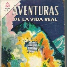 Tebeos: AVENTURAS DE VIDA REAL Nº 105- LA BATALLA POR LA BOMBA ATOMICA - 1964 - NOVARO EDICIONES RECREATIVAS. Lote 197185986