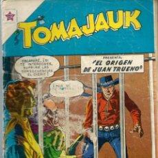 Tebeos: TOMAJAUK Nº 55 - MARZO 1960 - NOVARO EDICIONES RECREATIVAS ER - DIFICIL Y RARO - UNICO EN TC. Lote 197189331