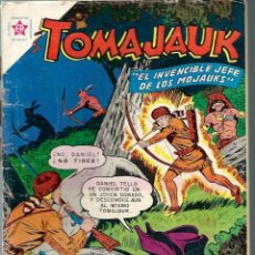 Tebeos: TOMAJAUK Nº 79 - MARZO 1962 - NOVARO EDICIONES RECREATIVAS ER - DIFICIL Y RARO - UNICO EN TC. Lote 197190087