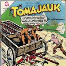 Tebeos: TOMAJAUK Nº 108 - AGOSTO 1964 - NOVARO EDICIONES RECREATIVAS ER - DIFICIL Y RARO. Lote 197190271