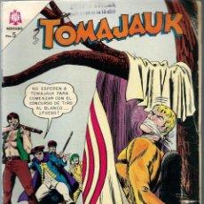 Tebeos: TOMAJAUK Nº 119 - JULIO 1965 - NOVARO EDICIONES RECREATIVAS ER - DIFICIL Y RARO. Lote 197190437