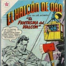 Tebeos: EL HALCON DE ORO Nº 8 - SEPTIEMBRE 1958 - NOVARO EDICIONES RECREATIVAS ER - MUY DIFICIL Y MUY BIEN. Lote 197191247