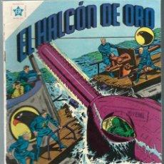 Tebeos: EL HALCON DE ORO Nº 9 - OCTUBRE 1958 - NOVARO EDICIONES RECREATIVAS ER - MUY DIFICIL Y MUY BIEN. Lote 197191336