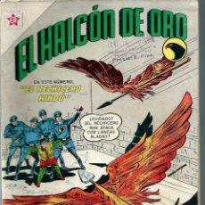 Tebeos: EL HALCON DE ORO Nº 53 - JUNIO 1962 - NOVARO EDICIONES RECREATIVAS ER - MUY DIFICIL - UNICO EN TC. Lote 197191870