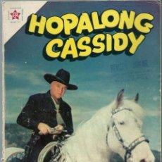 Tebeos: HOPALONG CASSIDY Nº 86 - FEBRERO 1962 - NOVARO SEA - UNICO EN TODOCOLECCION . Lote 197194950