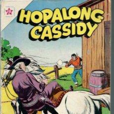 Tebeos: HOPALONG CASSIDY Nº 89 - MAYO 1962 - NOVARO SEA - UNICO EN TODOCOLECCION . Lote 197195012