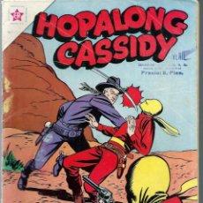 Tebeos: HOPALONG CASSIDY Nº 90 - JUNIO 1962 - NOVARO SEA - UNICO EN TODOCOLECCION . Lote 197195086