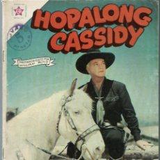 Tebeos: HOPALONG CASSIDY Nº 102 - JUNIO 1963 - NOVARO SEA - DIFICIL. Lote 197195235