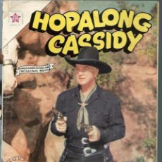 Tebeos: HOPALONG CASSIDY Nº 103 - JULIO 1963 - NOVARO SEA - DIFICIL - VER DESCRIPCION. Lote 197195273