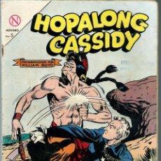 Tebeos: HOPALONG CASSIDY Nº 113 - MAYO 1964 - NOVARO SEA - DIFICIL. Lote 197195547