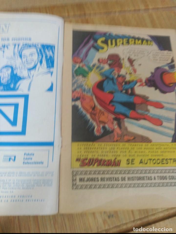 Tebeos: Superman Novaro Nº 830 - Foto 3 - 197201310