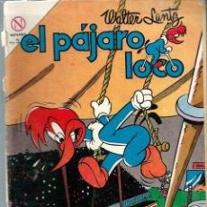 Tebeos: EL PAJARO LOCO Nº 258 - JUNIO 1964 - NOVARO SEA - RARO. Lote 197205168