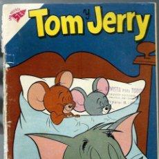 Tebeos: TOM Y JERRY Nº 120 - OCTUBRE 1959 - NOVARO SEA - PARECE PROCEDER DE RETAPADO QUEROMON. Lote 197214890