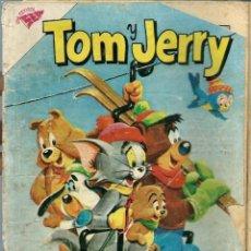 Tebeos: TOM Y JERRY Nº 126 -ENERO 1960 - NOVARO SEA - VER DESCRIPCION - UNICO EN TODOCOLECCION. Lote 197215608
