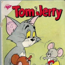 Tebeos: TOM Y JERRY Nº 198 - JULIO 1963 - NOVARO SEA - VER DESCRIPCION. Lote 197216243